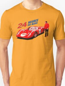 classic racing T-Shirt