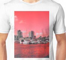 Red Regeneration, Ipswich Waterfront Unisex T-Shirt