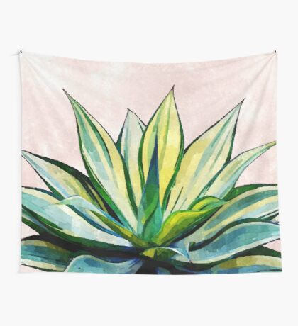 Botanical Art V2 #redbubble #home #style #fashion #tech Wall Tapestry