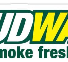 Budway Sticker