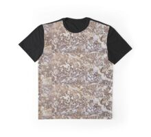 Marble pattern background Graphic T-Shirt