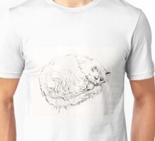 Toastie : ink drawing Unisex T-Shirt