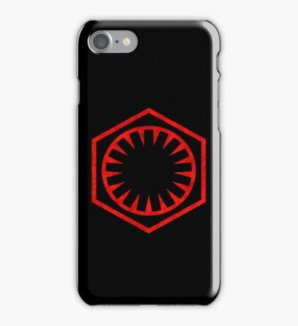First Order iPhone Case/Skin