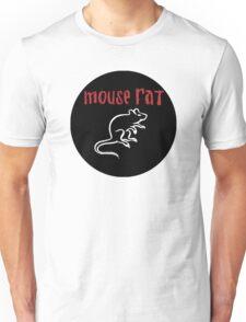 Mouse Rat Logo Unisex T-Shirt