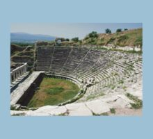 The Theater, Aphrodisias One Piece - Short Sleeve