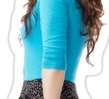 Jess New Girl Sticker