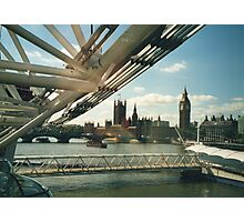 Simply A London Landscape Photographic Print