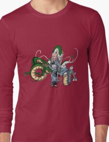 Mother of Dragons Crossover Long Sleeve T-Shirt