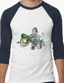 Mother of Dragons Crossover Men's Baseball ¾ T-Shirt