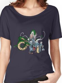 Mother of Dragons Crossover Women's Relaxed Fit T-Shirt