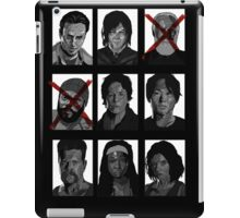 TWD Survivors iPad Case/Skin