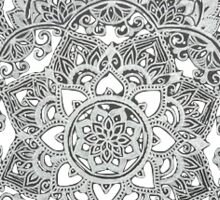 Intricate Flower Sticker
