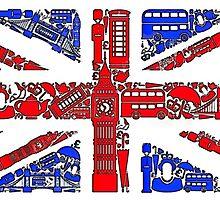 Great Britian by Sharon Poulton