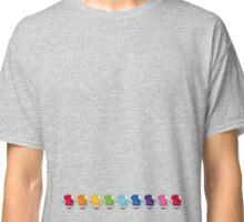 Rainbow Toast Army Classic T-Shirt