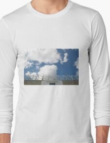 Blue Sky over Leeds United FC Long Sleeve T-Shirt