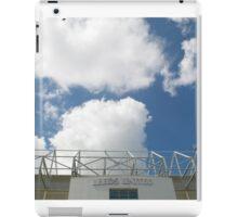 Blue Sky over Leeds United FC iPad Case/Skin