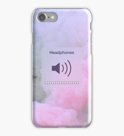 Music, Volume iPhone Case/Skin
