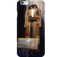 Doctor Who The Fourth Doctor Costume iPhone Case/Skin