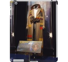 Doctor Who The Fourth Doctor Costume iPad Case/Skin