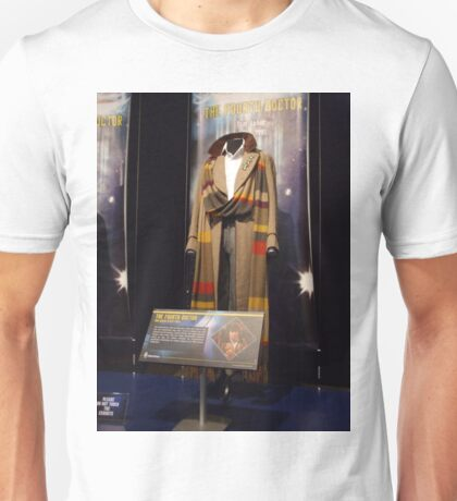 Doctor Who The Fourth Doctor Costume Unisex T-Shirt