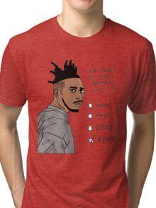 How Does Ol' Dirty Bastard Like It? Tri-blend T-Shirt