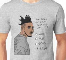 How Does Ol' Dirty Bastard Like It? Unisex T-Shirt