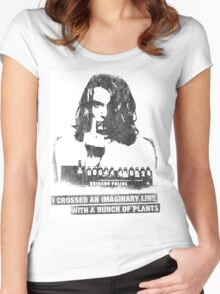 Blow - Johnny Depp Women's Fitted Scoop T-Shirt
