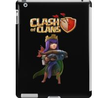 COC Design T-Shirt iPad Case/Skin