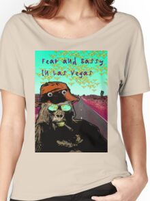 Fear and Sassy In Las Vegas Women's Relaxed Fit T-Shirt