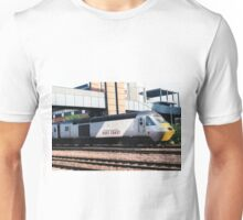 East Coast Train by Lincoln University Unisex T-Shirt