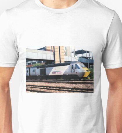 East Coast Train by Lincoln University Unisex T-Shirt