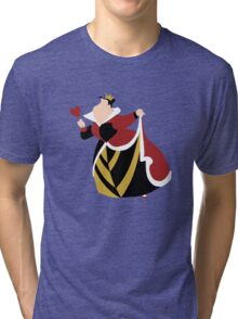 Off with their heads Tri-blend T-Shirt