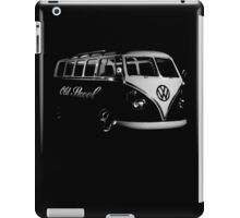 vw bus, Old Skool iPad Case/Skin