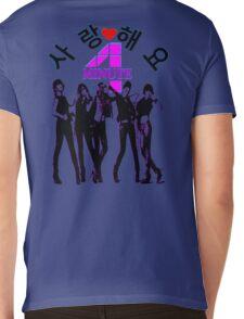 ♥♫SaRangHaeYo(Love) Hot Fabulous K-Pop Girl Group-4Minute Cool K-Pop Clothes & Phone/iPad/Laptop/MackBook Cases/Skins & Bags & Home Decor & Stationary♪♥ Mens V-Neck T-Shirt