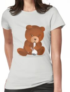 Ted Womens Fitted T-Shirt