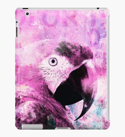 Crazy Parrot iPad Case/Skin