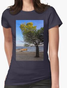 The Trail of the Lonesome Pine Womens Fitted T-Shirt