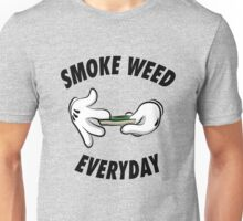 Smoke weed everyday Unisex T-Shirt