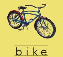 Vintage Bicycle Kids Tee