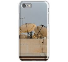 Satellite dishes iPhone Case/Skin