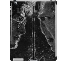 Deathly Hallows Part 2 Ink Design iPad Case/Skin