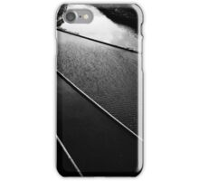 Rice canal, Chiba Prefecture, Japan iPhone Case/Skin