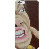 Trapped-self portrait iPhone Case/Skin