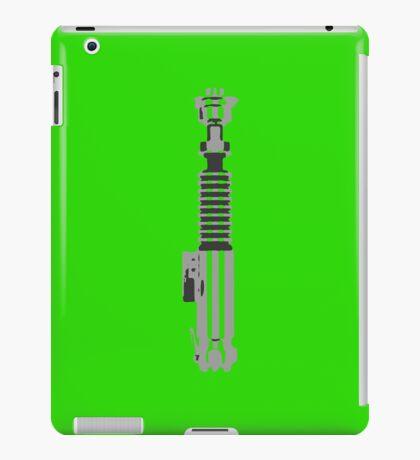 Luke Skywalker's Lightsaber iPad Case/Skin