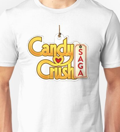 Candy Saga Unisex T-Shirt