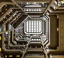 Atrium at Bay by John Velocci