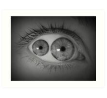Mutant Eye  Art Print