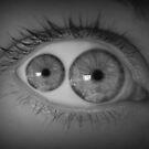 Mutant Eye  by Kitty Bitty