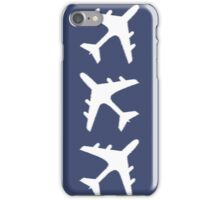 On a different plane iPhone Case/Skin
