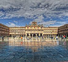 Salamanca, Spain by ReeedWolf
